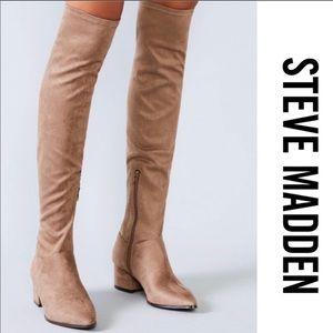 NWT Steve Madden Carli Boots